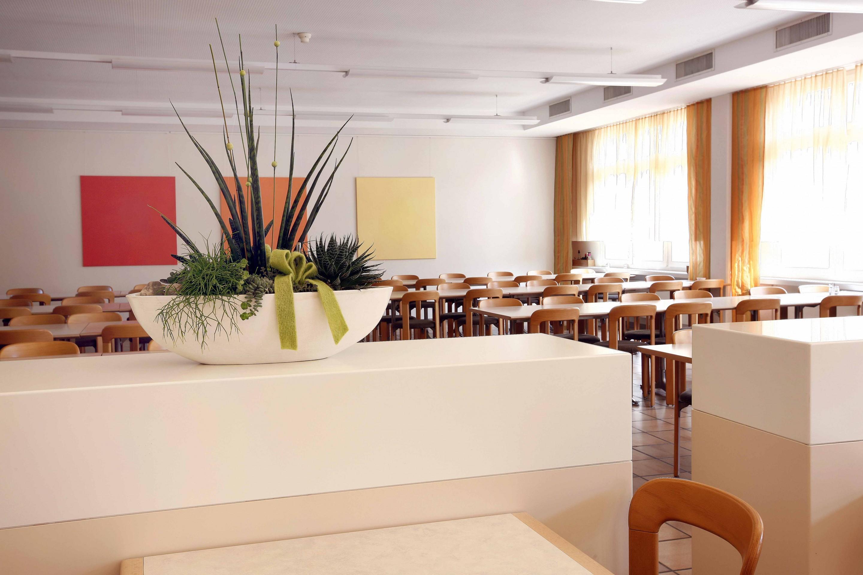 Perfect Forel Klinik U2013 Speisesaal, Ellikon A.d.Thur. Innendekoration